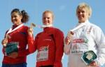 Татьяна Лысенко - серебряный призер чемпионата Европы