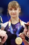 Чемпионка мира 2011 Виктория Комова