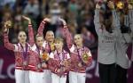 Сборная России - серебрянный призер Олимпиады