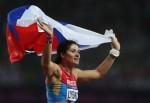 Татьяна Лысенко - золотая медалистка Олимпиады 2012