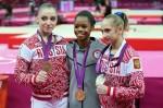 Алия Мустафина - бронзовый призер Олимпиады 2012