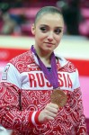 Алия Мустафина - бронзовый медалист Олимпиады 2012
