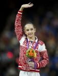 Виктория Комова - обладательница серебряной медали Олимпийских игр 2012