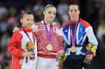Алия Мустафина - Олимпийская чемпионка 2012