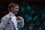 Николай Ковалев - бронзовый медалист Олимпиады в Лондоне