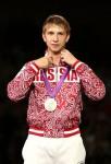 Обладатель бронзовой медали Олимпиады в Лондоне Николай Ковалев