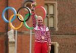 Ольга Забелинская - дважды обладательница бронзовых наград Олимпиады 2012