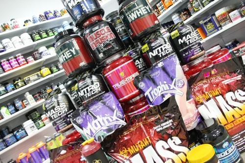 рацион спортивного питания для похудения для девушек