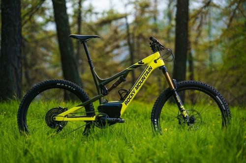 горный велосипед Rocky Mountain